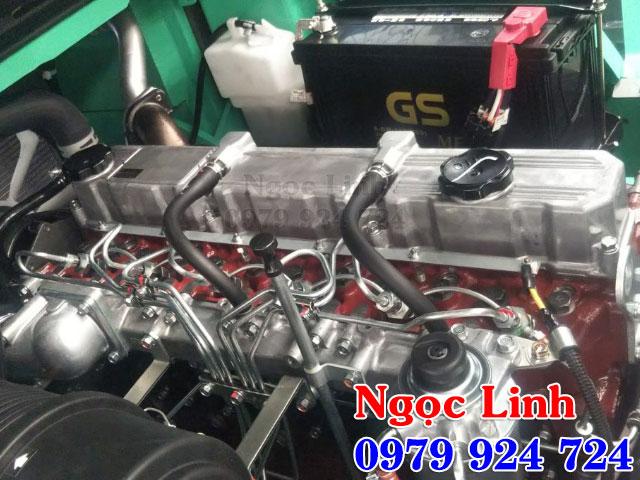 động cơ xe nâng mitsubishi 6 máy